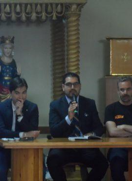 Prosegue il tour di presentazione del libro dedicato a Vincenzo Cosco: a Cercemaggiore lo Special Wolf