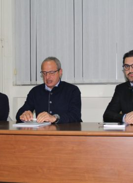 Sport ed etica, l'orgoglio Maronea, la biografia di Cosco e il progetto 'VinCo' al centro di un dibattito a Montefalcone nel Sannio: a parlarne D'Angelo, Pietracupa e Formato